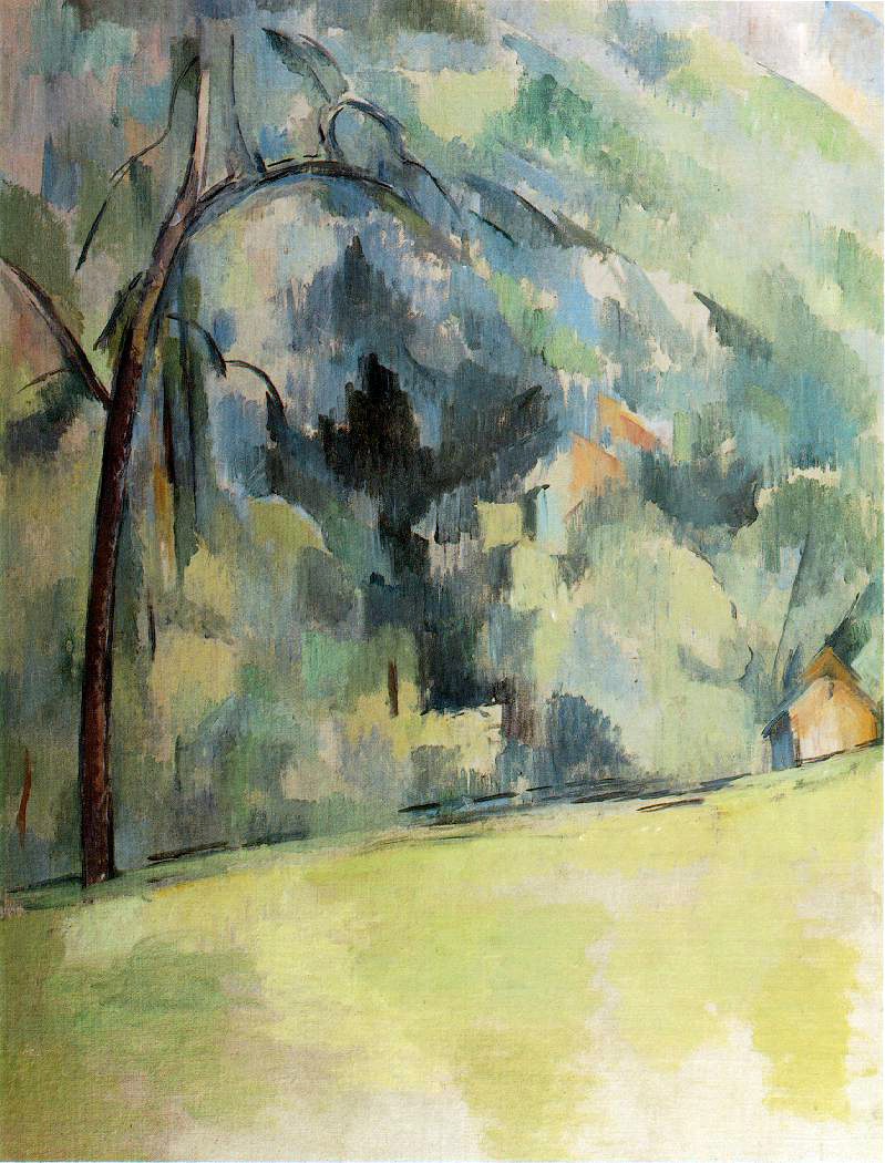 Cezanne's Morning In Provence