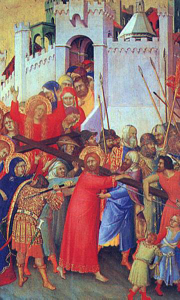 Martini's The Carrying of The Cross