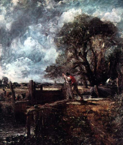 Constable's Lock of Dedham