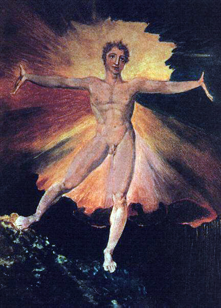 William Blake's Glad Day