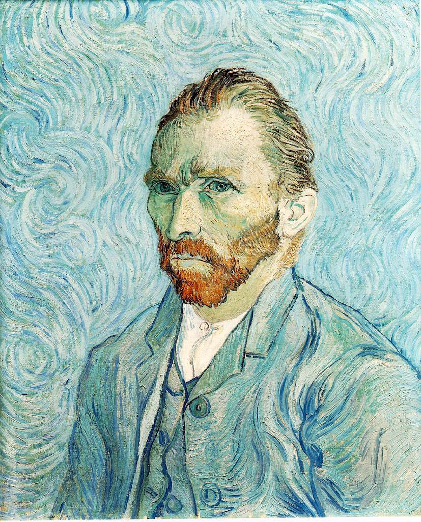 van Gogh's Self-Portrait
