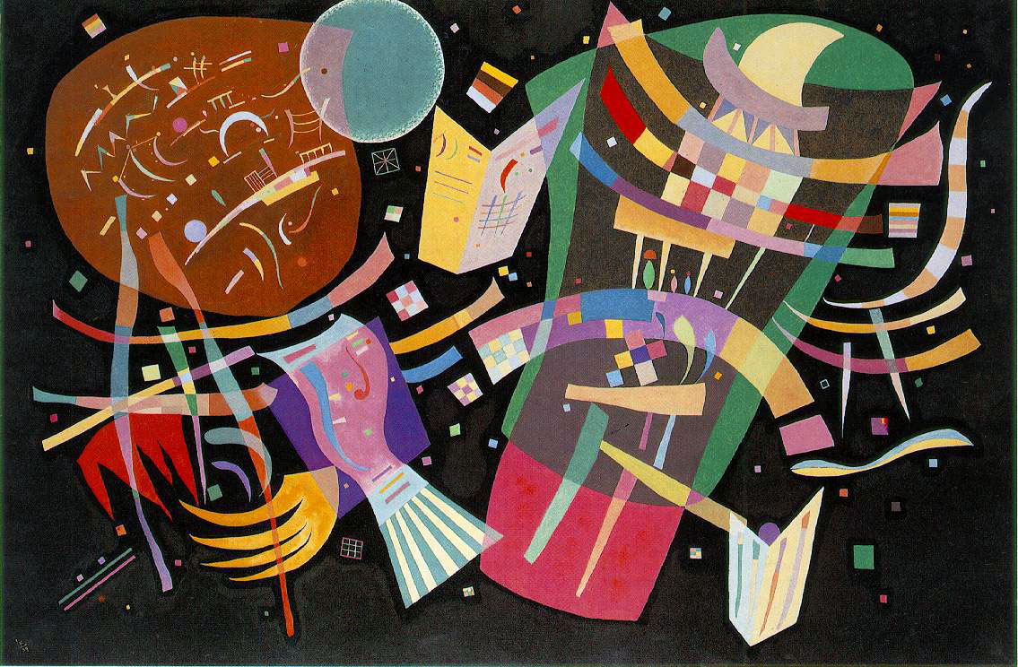 Kandinsky's Composition X