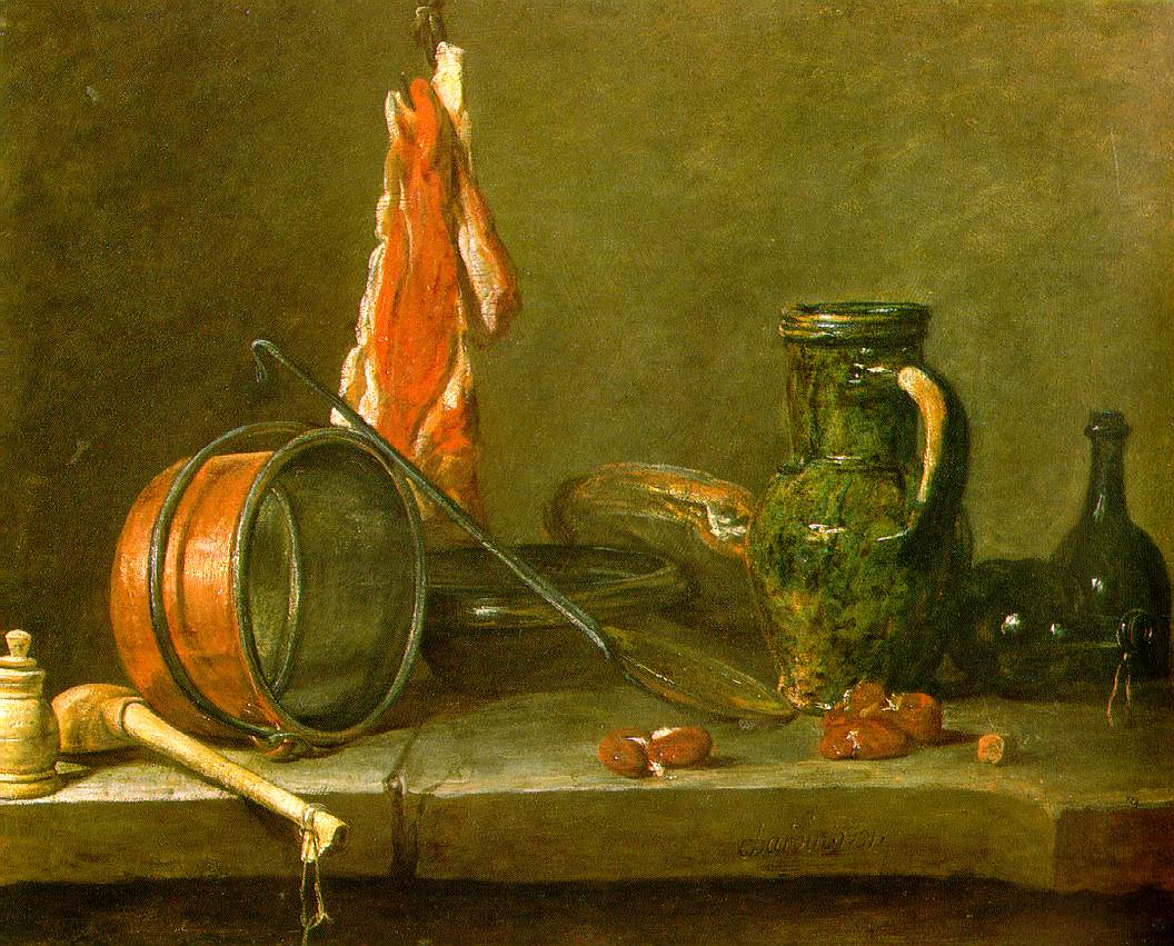 Chardin's Lean Diet