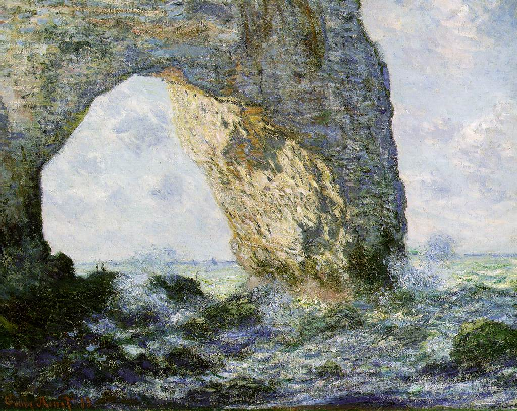 Monet's The Manneport