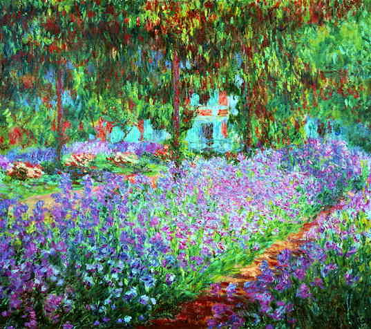 Monet's His Garden AT Giverny