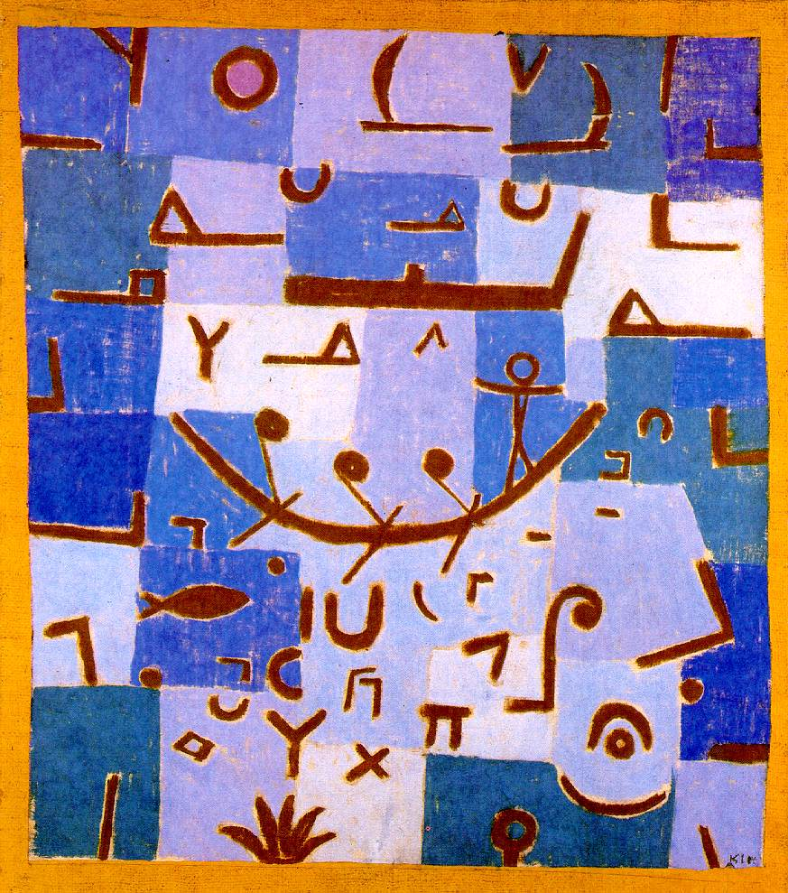 Klee's Legend Of The Nile