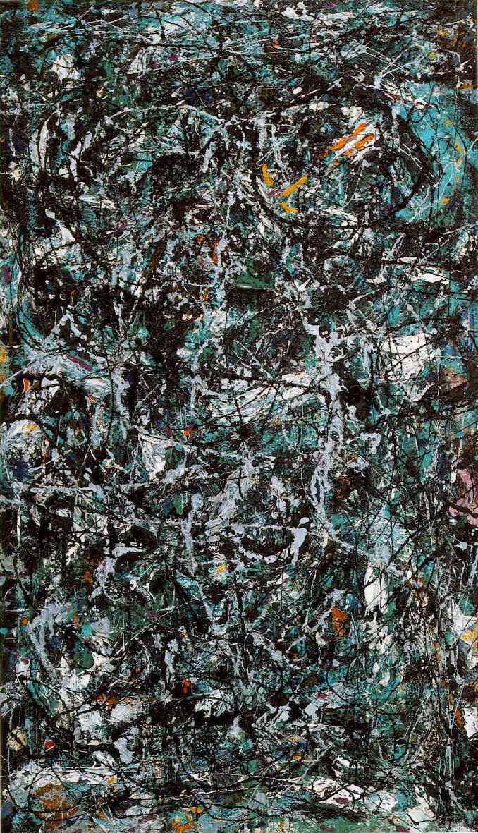 Pollock's Full Fathom Five