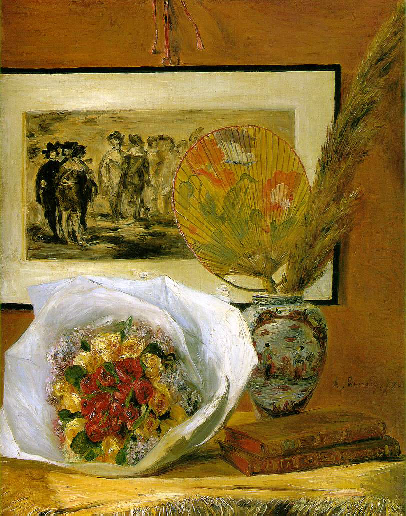 Renoir's Still Life With Bouquet
